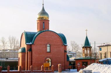 Приход церкви в честь мучеников Виленских