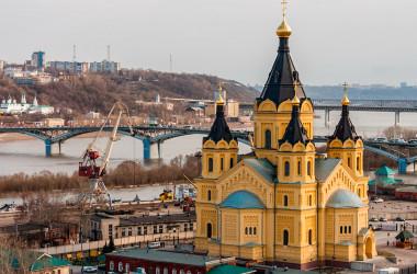 Приход кафедрального собора во имя святого благоверного князя Александра Невского