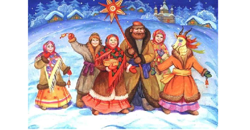 Святочный крестный ход 13 января 2018 г.