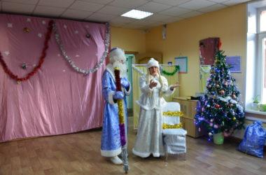 В интеграционных мастерских «Верас» прошёл праздник Рождества Христова