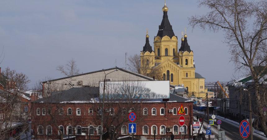 Глава Нижегородской митрополии совершил Божественную литургию в Александро-Невском кафедральном соборе Нижнего Новгорода