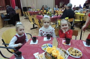 Праздник «Пасхальная радость» в воскресной школе «Одигитрия»