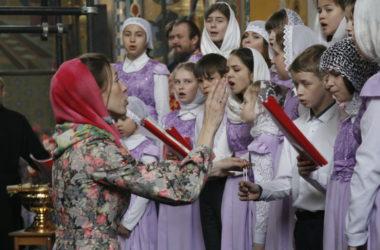 Праздник Святых Жен-мироносиц в Канавинском благочинии