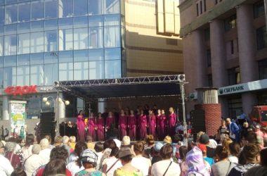 II Фестиваль хоровых коллективов «Канавино вчера, сегодня, завтра»