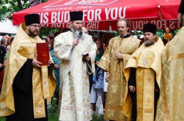 День памяти святых благоверных князя Петра и княгини Февронии в Канавинском благочинии