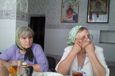 Заседание семейного клуба «Трезвение»