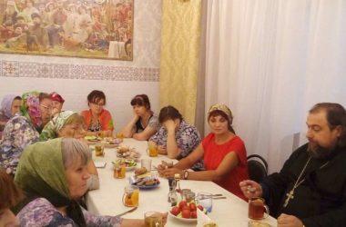 Очередное заседание семейного клуба «Трезвение»