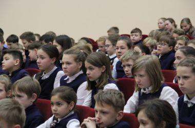 Открытие I гимназических «Александро-Невских» чтений