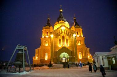 Митрополит Нижегородский и Арзамасский Георгий совершил молебное пение по случаю гражданского новолетия