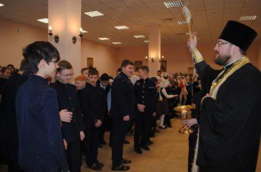 День святой мученицы Татианы в гимназии им.А.Невского