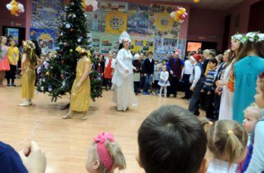 Рождественский праздник «Народился Божий Сын миру на спасенье»