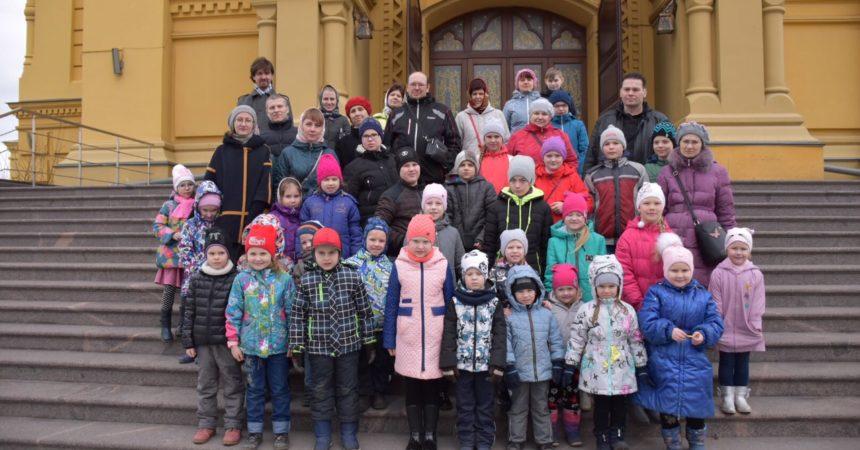 Экскурсия по кафедральному собору