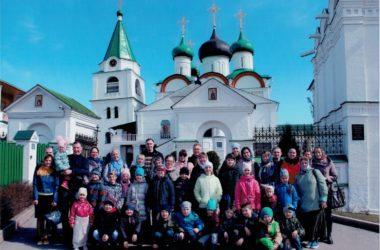 Экскурсия в Печерский монастырь