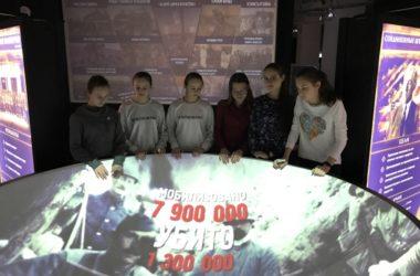 Фотоотчет по посещению мультимедийного парка «Россия — моя история»