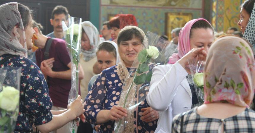 Праздник Святых Жен-мироносиц в благочинии