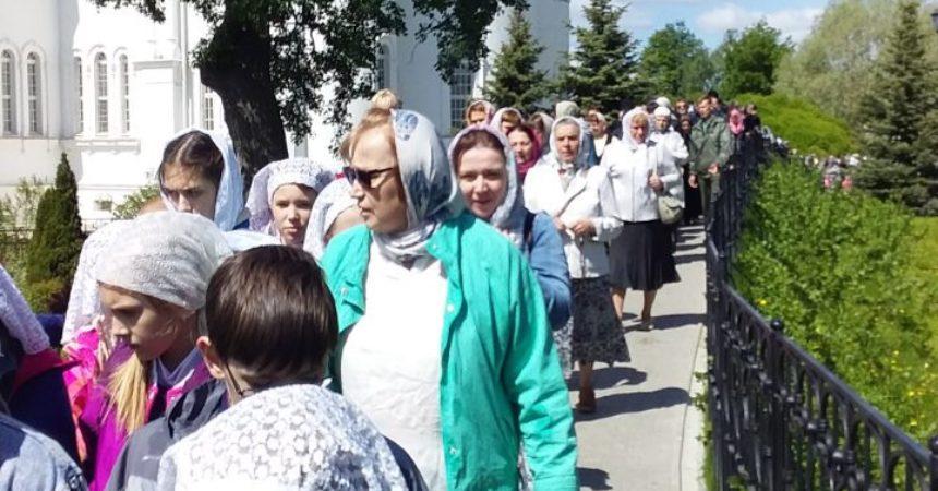 Паломничество в Дивеевскую обитель