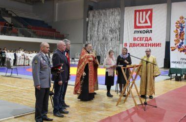 Дружины Боголюбского на первенстве по Армейскому Рукопашному Бою
