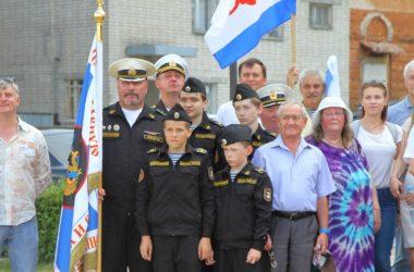 Дружина имени святого праведного воина Федора Ушакова приняла участие в Петровских чтениях