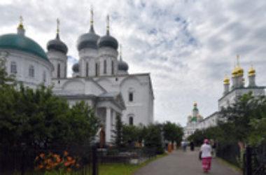 Поездка в Макарьевский монастырь 7 августа 2019 года