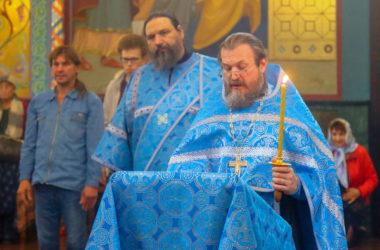 ВСЕНОЩНОЕ БДЕНИЕ В КАНУН ПРАЗДНОВАНИЯ СМОЛЕНСКОЙ ИКОНЕ БОЖИЕЙ МАТЕРИ