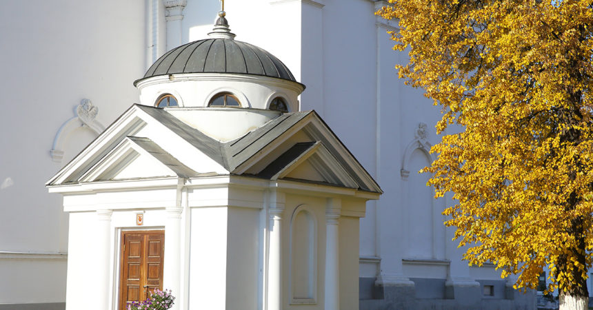 В память 95-летия со дня рождения митрополита Николая (Кутепова) на его могиле совершена лития