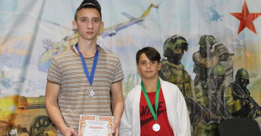 IV межрегиональный турнир по Рукопашному бою