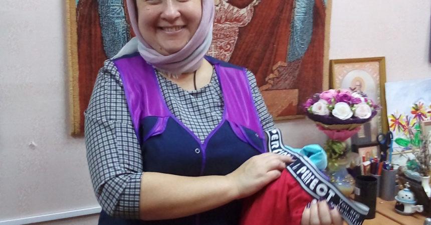 Благотворительная акция «Чужих детей не бывает» (раздача одежды)