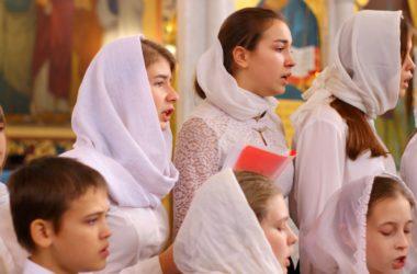Празднование Дня создания дружины Ушакова и Дня Матери в ноябре 2019 года