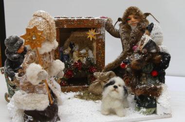 История создания Рождественской поделки на конкурс «Свет Рождественской Звезды-2019»