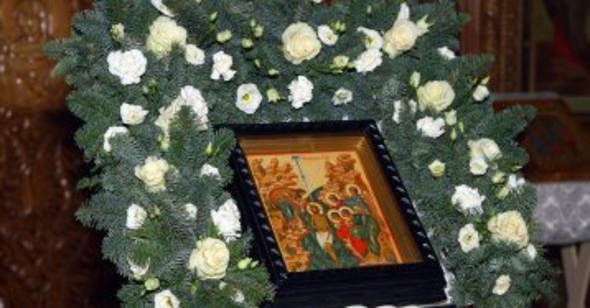 Епископ Дальнеконстантиновский Филарет возглавил Божественную Литургию в храме на территории исправительного учреждения №5 Канавинского района города Нижнего Новгорода