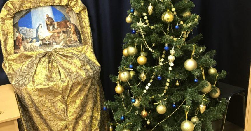 Рождественские дни в православной гимназии имени святого благоверного князя Александра Невского