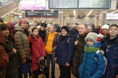 Традиционная ежегодная поездка во Владимир состоялась 16 февраля 2020 года