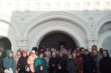 Паломническая поездка в Переславль-Залесский — Годеново — Ростов Великий состоялась 21-23 февраля 2020 года