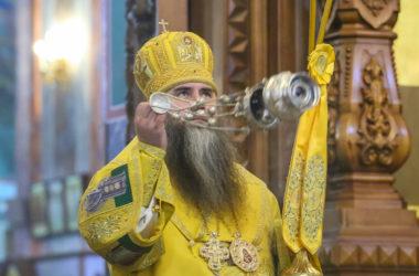 Митрополит Георгий отмечает 17-летие своей архиерейской хиротонии (Текст и фото с сайта Нижегородской митрополии — www.nne.ru)