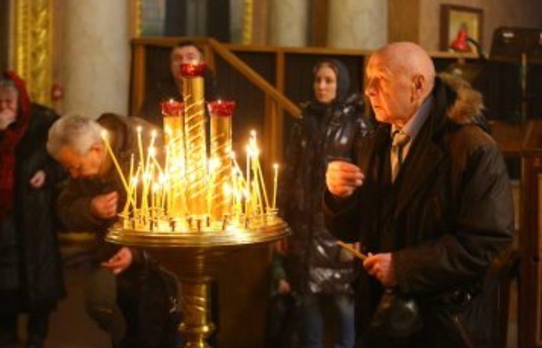 В день 31-й годовщины вывода войск из Афганистана в Спасском Староярмарочном соборе прошла панихида по погибшим