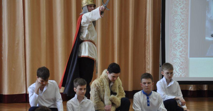 Ученические Александро-Невские чтения прошли в одноименной гимназии 12 марта 2020 года