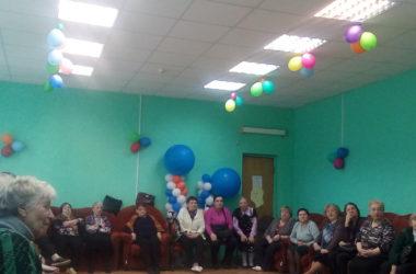 Встреча помощника благочинного Канавинского округа с пожилыми людьми Канавинского района состоялась 28 февраля 2020 года