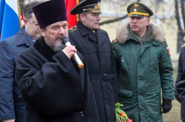 Руководство и воспитанники Дружины Ушакова 19 марта 2020 года приняли участие в торжественном митинге в Кремле