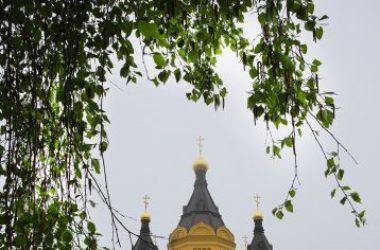 Глава Нижегородской митрополии возглавил Божественную литургию в Александро-Невском кафедральном соборе Нижнего Новгорода