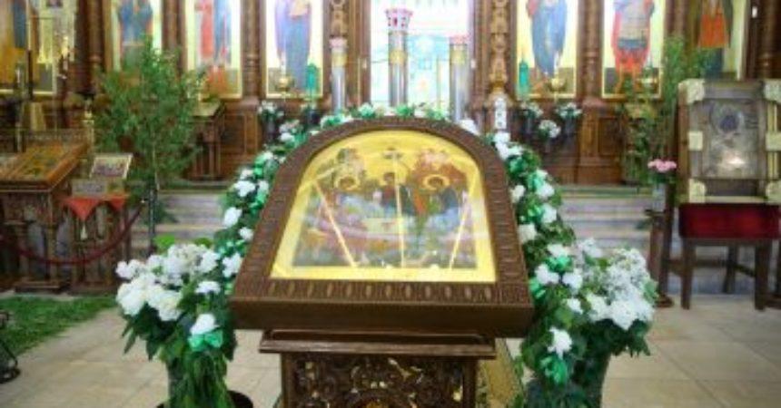 Митрополит Георгий совершил всенощное бдение в Александро-Невском кафедральном соборе Нижнего Новгорода