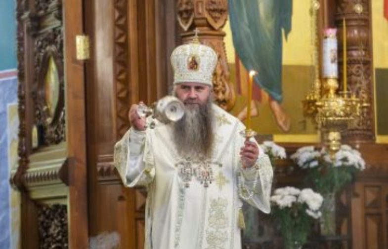 Управляющий Нижегородской епархией возглавил всенощное бдение в Александро-Невском кафедральном соборе Нижнего Новгорода