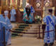 В День знаний митрополит Георгий совершил Божественную литургию в Александро-Невском кафедральном соборе