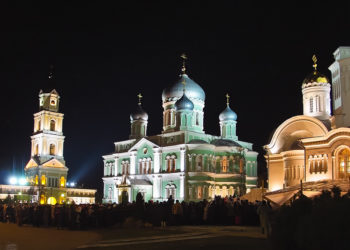 Расписание поездок Паломнического центра Нижегородской епархии 2020-2021