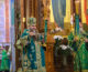 Студенты нижегородских духовных школ соборно помолились за архиерейским богослужением в день памяти своего небесного покровителя