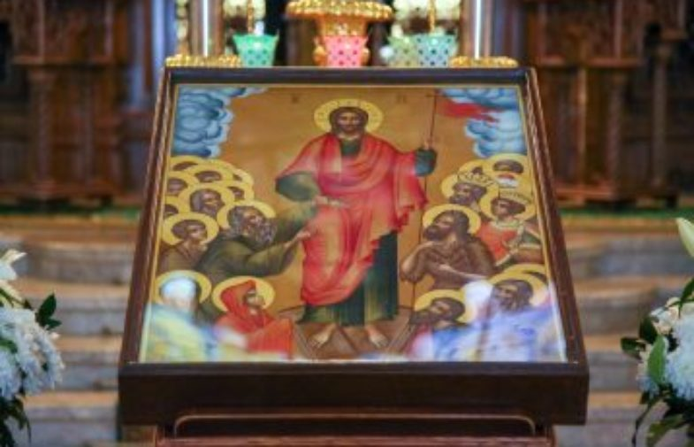 В Неделю о мытаре и фарисее митрополит Георгий совершил Божественную литургию в кафедральном соборе Нижнего Новгорода