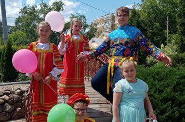 Праздник, посвященный Дню защиты детей-2021, состоялся в Канавинском благочинии